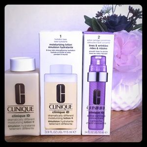🎉HP 🎉CLINIQUE HYDRATION AND ANTI AGING LOTION